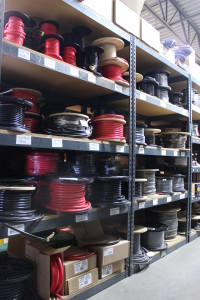 Our Wide Selection of Electrical Components, Wire & Cable in Waukesha, WI