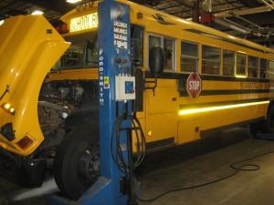 school bus & coach HI-Amp alternators