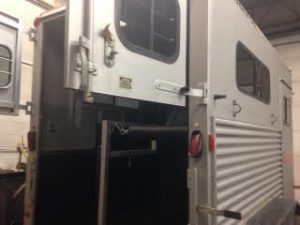 Horse Trailer Wiring Repair by Kaestner